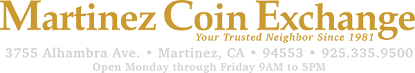 Martinez Coin Exchange